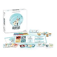 Nefarious: The Mad Scientist Game by USAopoly