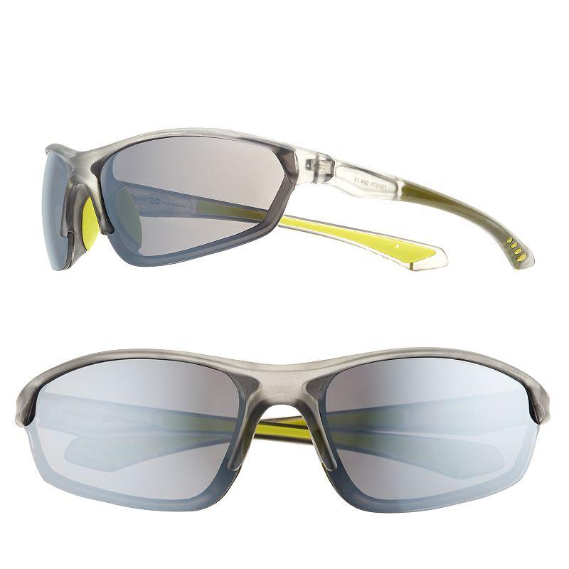 Men's Tek Gear Semirimless Oval Sunglasses