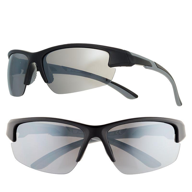 Men's Tek Gear Semirimless Blade Sunglasses