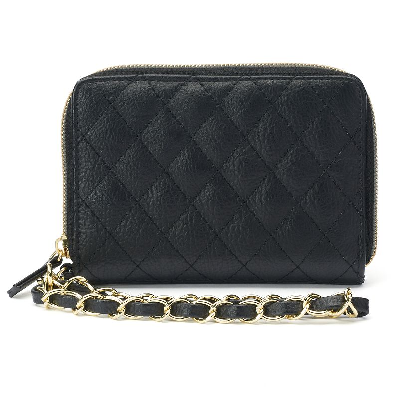 Apt. 9® Lisa Quilted Indexer Wallet
