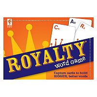 Royalty Word Card Game by U.S. Games Systems
