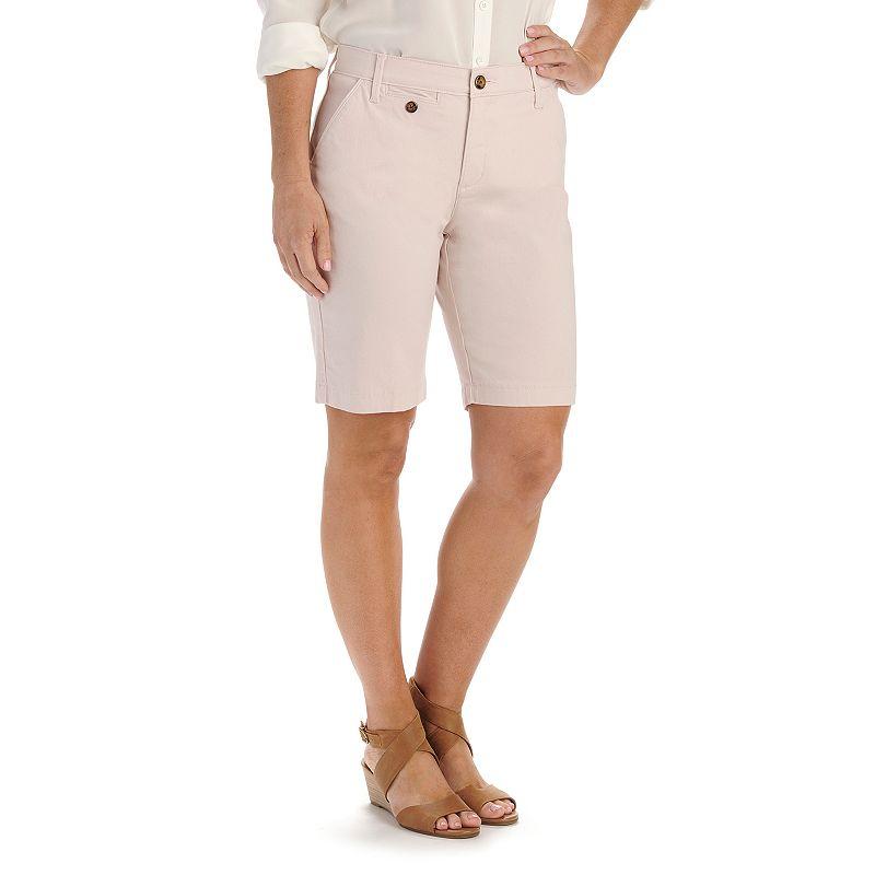 Women's Lee Jude Comfort Waist Bermuda Shorts