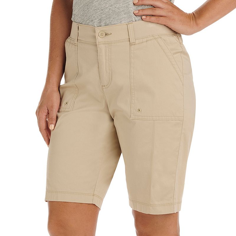 Women's Lee Miles Relaxed Fit Bermuda Shorts