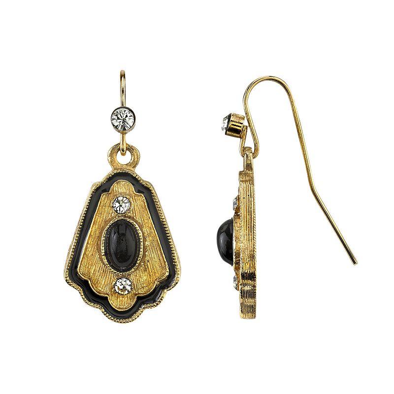 Downton Abbey Drop Earrings