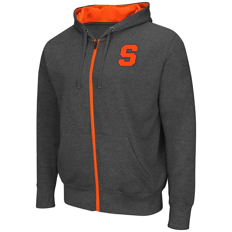Big & Tall Campus Heritage Syracuse Orange Renegade II Full-Zip Hoodie