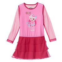 Girls 4-12 Lalaloopsy Frosty Cone Nightgown