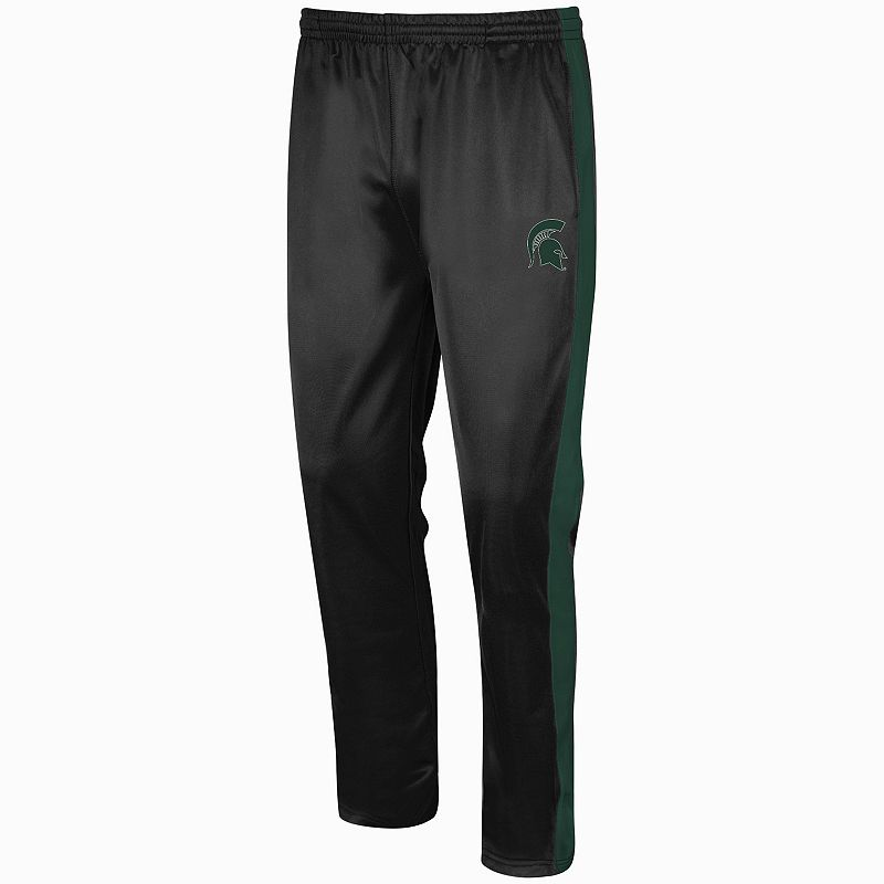 Big & Tall Campus Heritage Michigan State Spartans Rage Tricot Pants