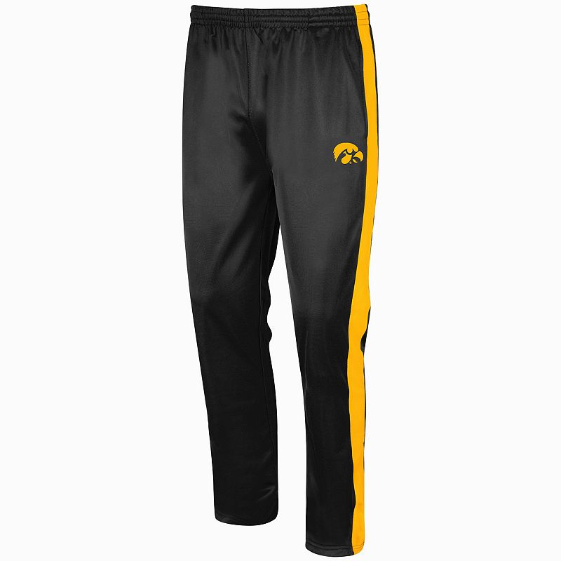 Big & Tall Campus Heritage Iowa Hawkeyes Rage Tricot Pants