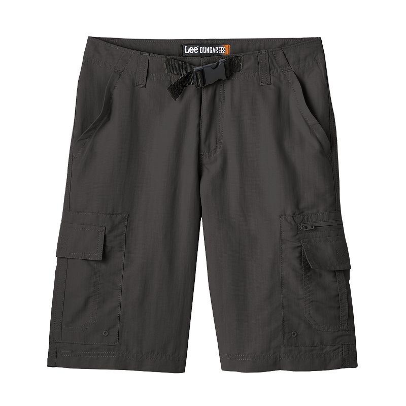 Boys 8-20 Lee Dungarees Wanderer Belted Shorts
