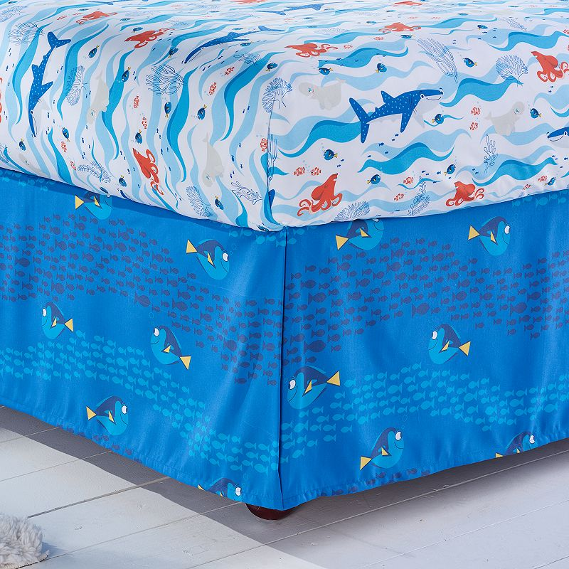 Disney / Pixar Finding Dory Bed Skirt by Jumping Beans®