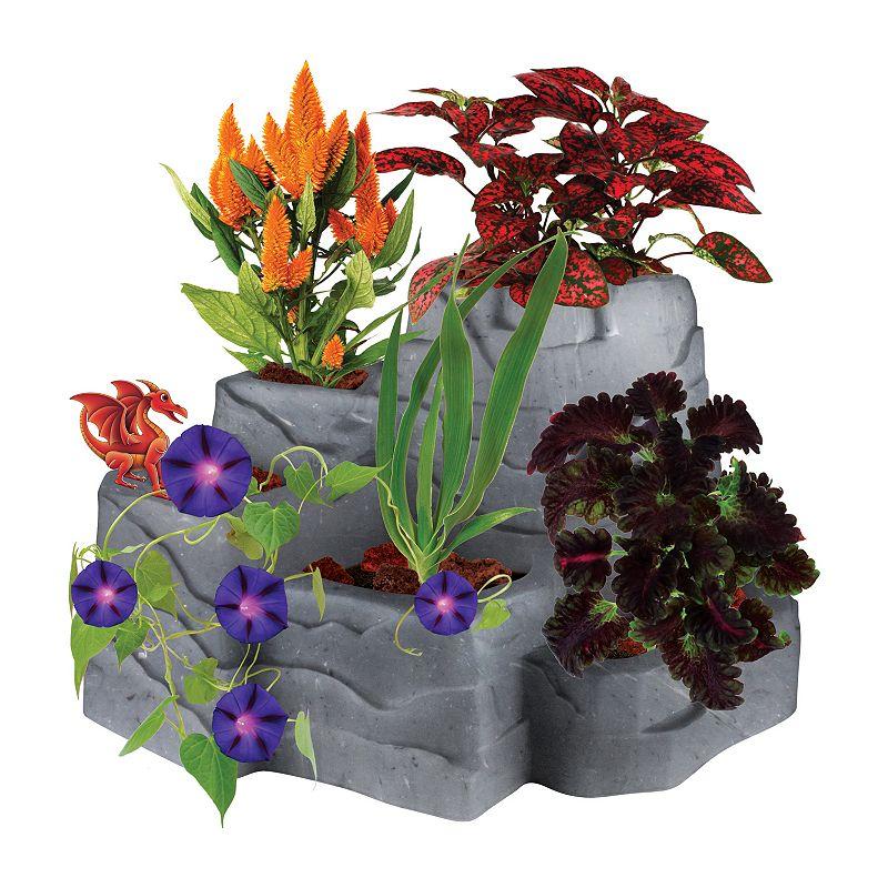 Dunecraft Volcano Mountain Garden