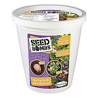 Dunecraft Butterfly & Bird Mixture Seed Bomb Bucket