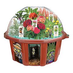 Dunecraft Zombie Farm Dome Terrarium by