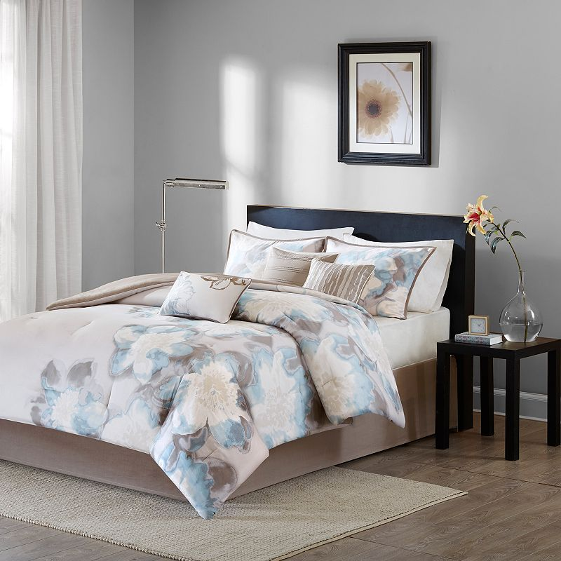 Madison Park Angela 7-piece Bed Set