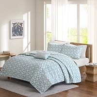 Madison Park Pure Andrea 4-piece Coverlet Set