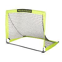 Franklin Sports 4' x 3' Fiberglass Blackhawk Soccer Goal