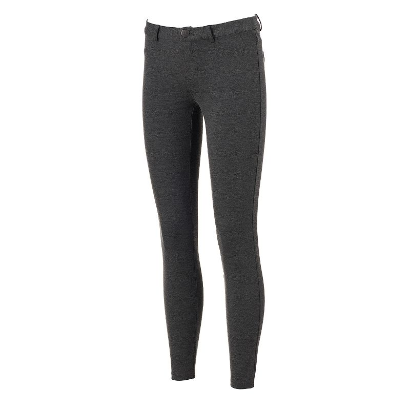 Women's LC Lauren Conrad Knit Skinny Pants