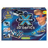 Ravensburger 3D Optics Science X Mini