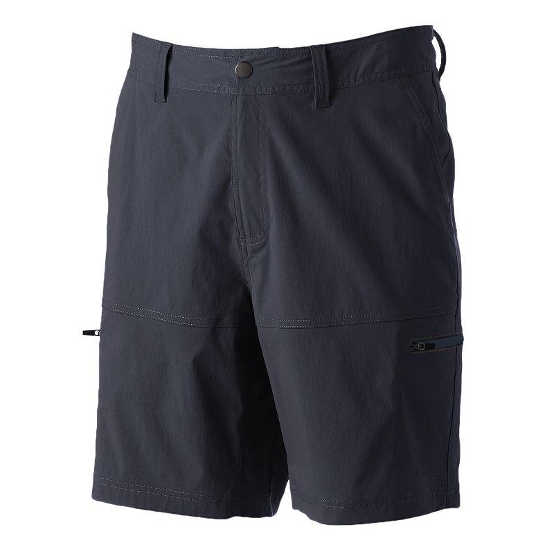Big & Tall Croft & Barrow Outdoor Stretch Utility Shorts