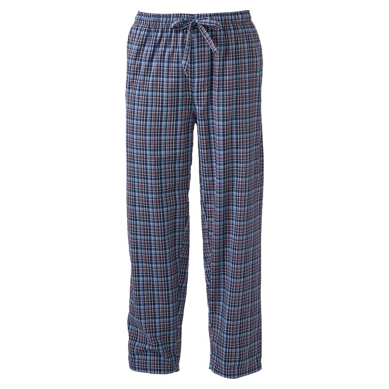 Men's Van Heusen Plaid Woven Lounge Pants