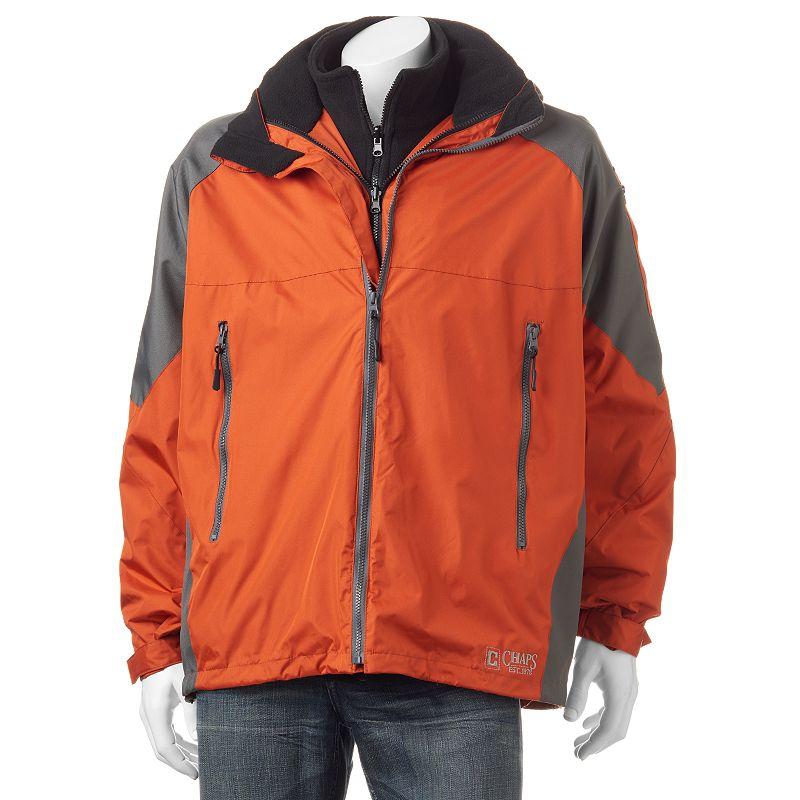 Men's Chaps 3-in-1 Systems Jacket