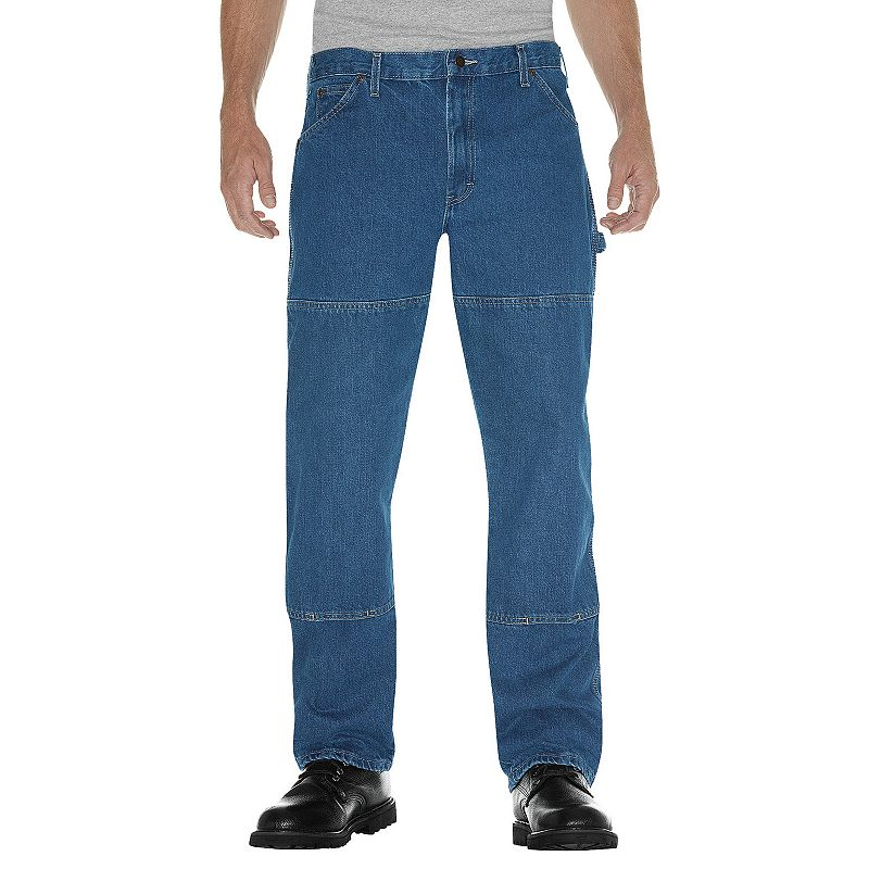 Big & Tall Dickies Relaxed-Fit Double Knee Utility Carpenter Jeans