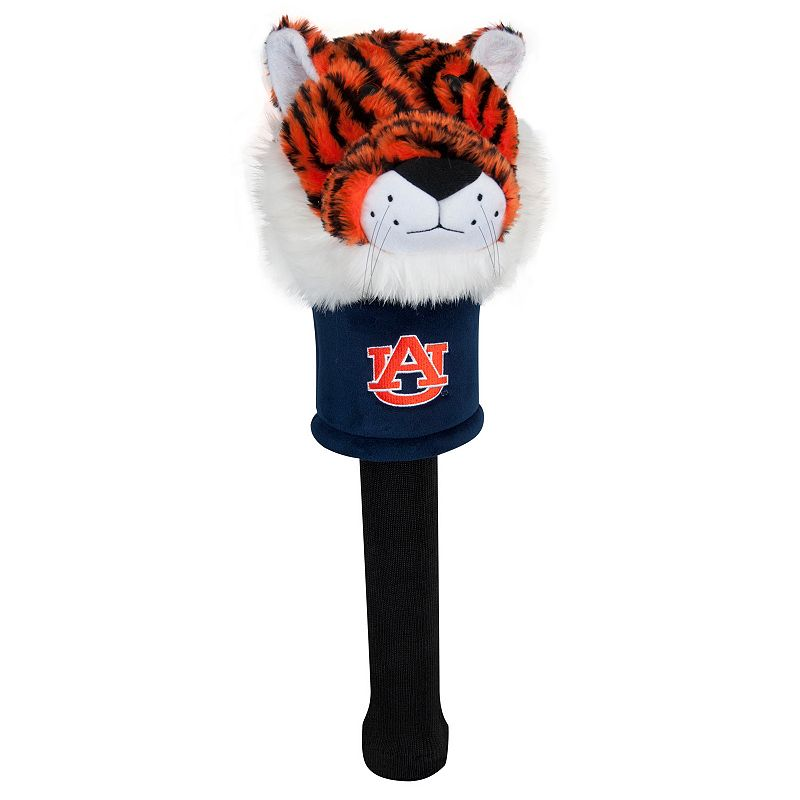 Team Effort NCAA Mascot Golf Headcover- Auburn Tigers