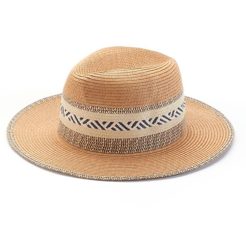 Women's SONOMA Goods for Life™ Straw Panama Hat