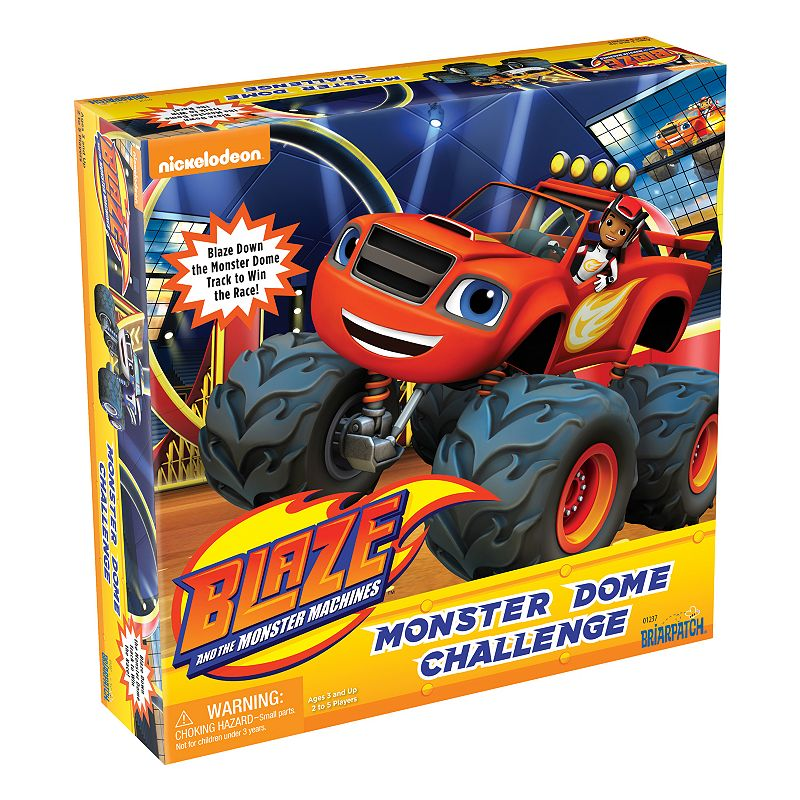 Blaze & The Monster Machines Monster Dome Challenge by Briarpatch