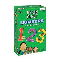 University Games Brain Quest Numbers Counting Game