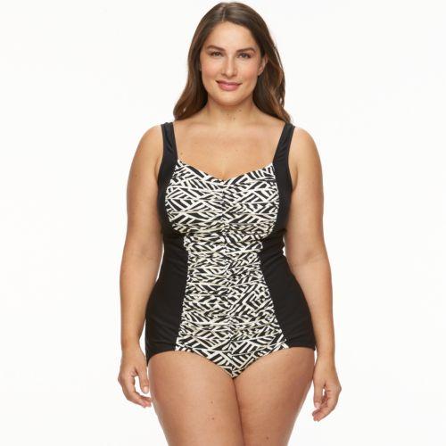 kohls plus size swimsuit - long dresses online