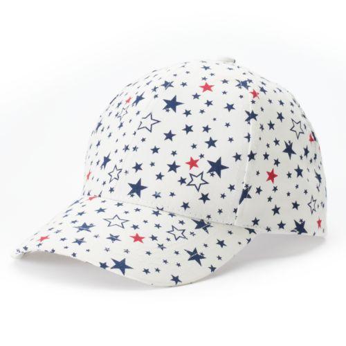 Women's Stars Baseball Hat