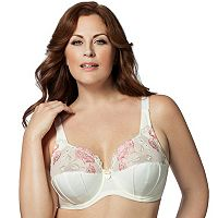 Elila Bra: Glamour Full-Figure Full-Coverage Bra 2021