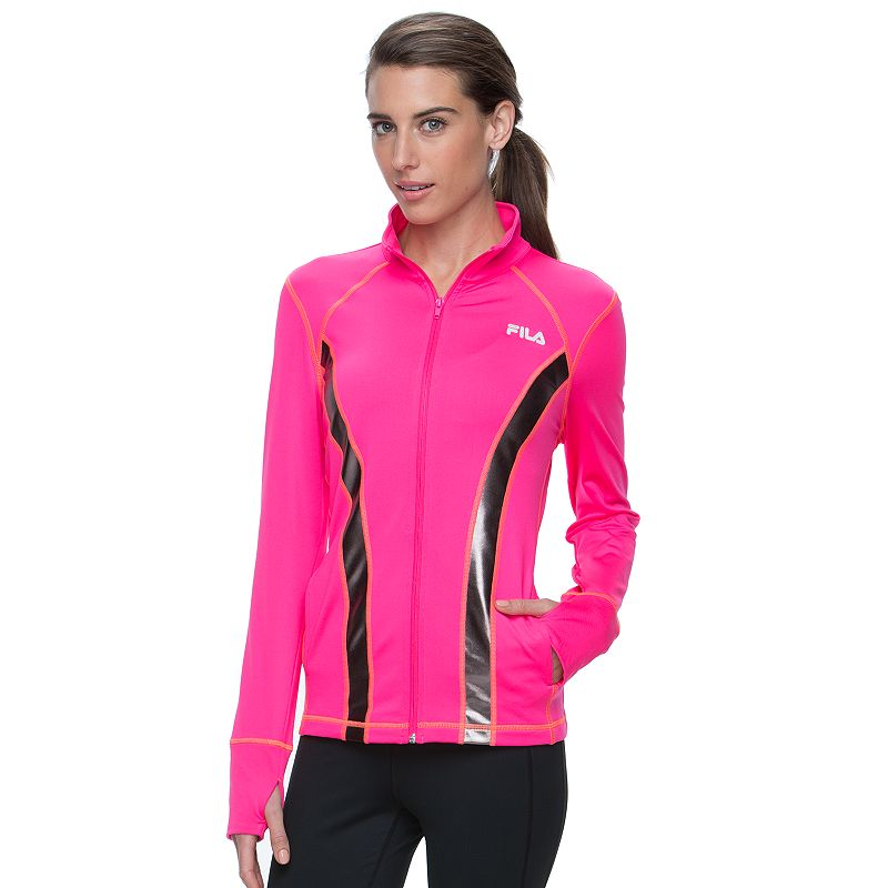 Women's FILA SPORT® Vale Full-Zip Jacket