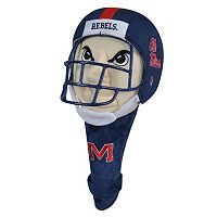 Team Effort Ole Miss Rebels Mascot Driver Headcover