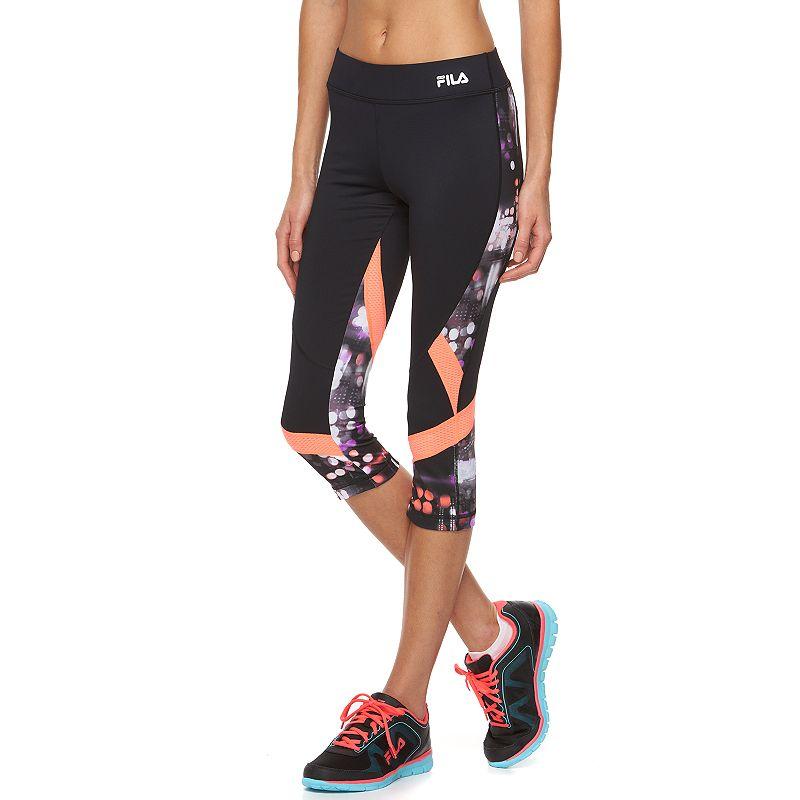 Women's FILA SPORT® Starling Capri Running Leggings