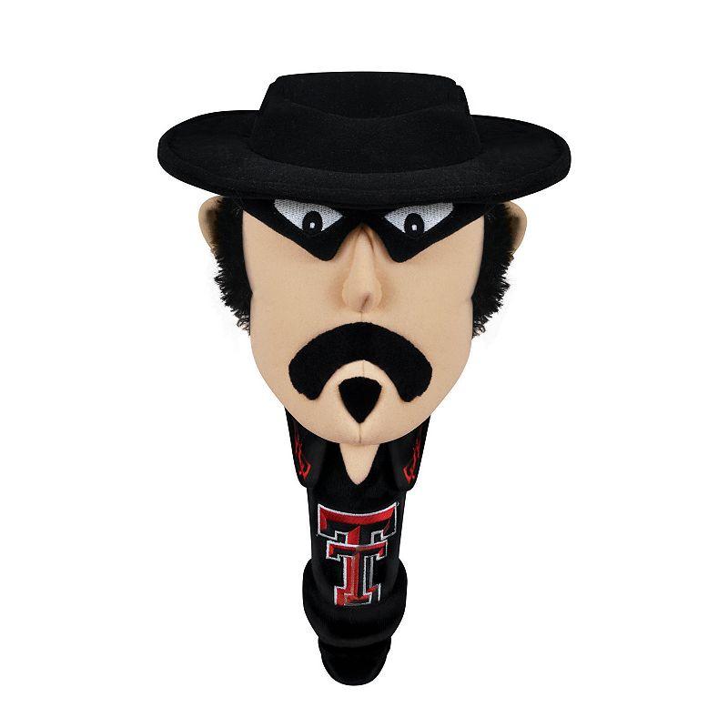 Team Effort Texas Tech Red Raiders Mascot Driver Headcover, Multi/None
