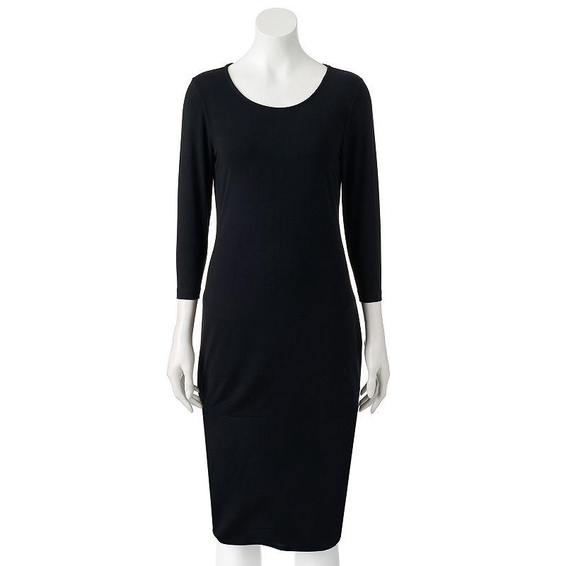Women's Apt. 9® Striped T-Shirt Dress