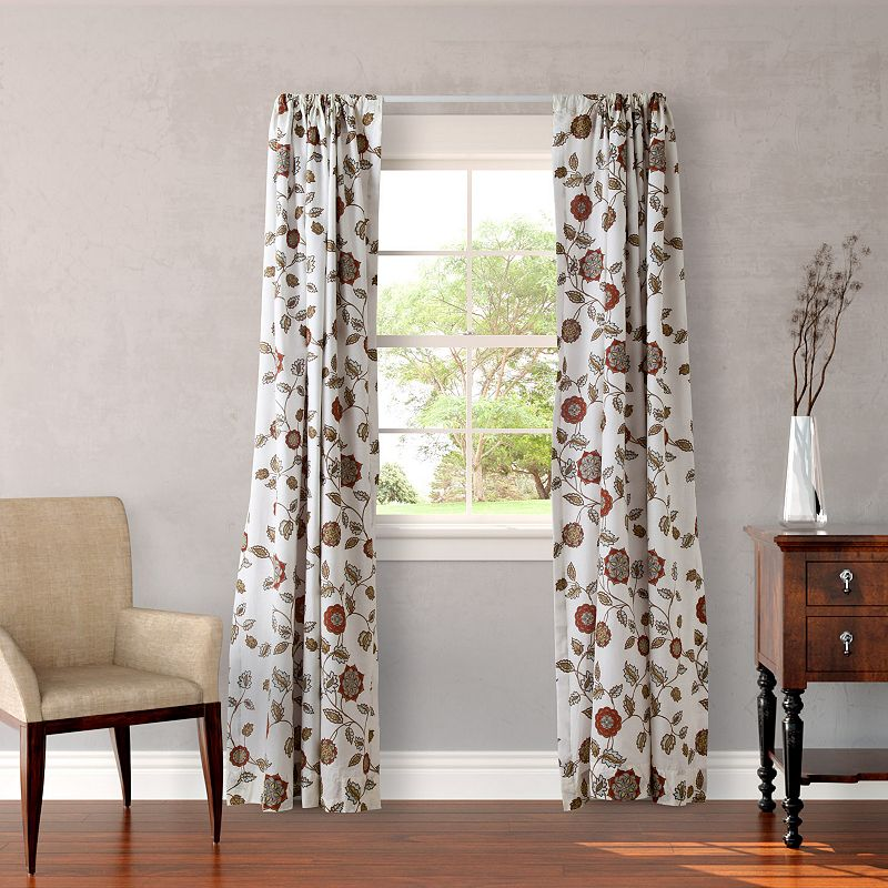 Stone Cottage 2-pack Lauriston Curtains - 54'' x 84''