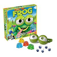 Fool the Frog Game by Goliath