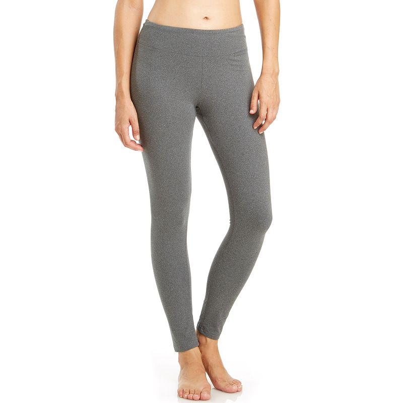 Women's Balance Collection Heathered Yoga Leggings
