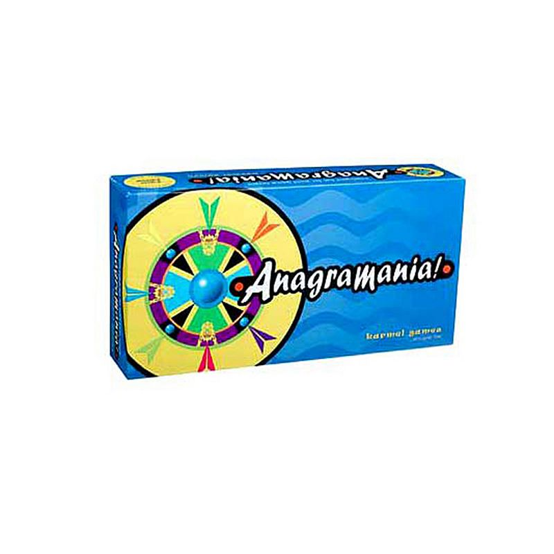 Anagramania Game Junior Edition by Karmel Games