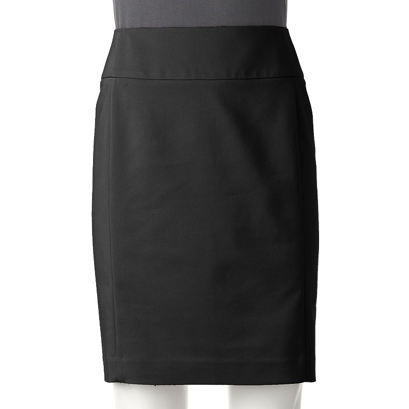 Petite Apt. 9® Lucca Pencil Skirt