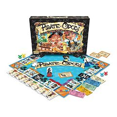 Late For The Sky Pirate-Opoly by
