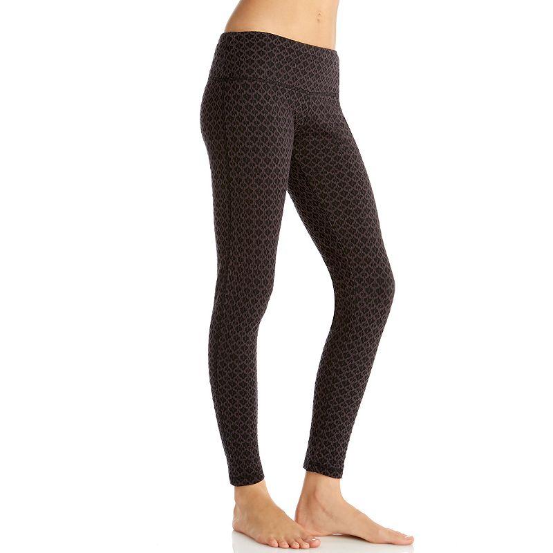 Women's Marika Primitive Jacquard Workout Leggings