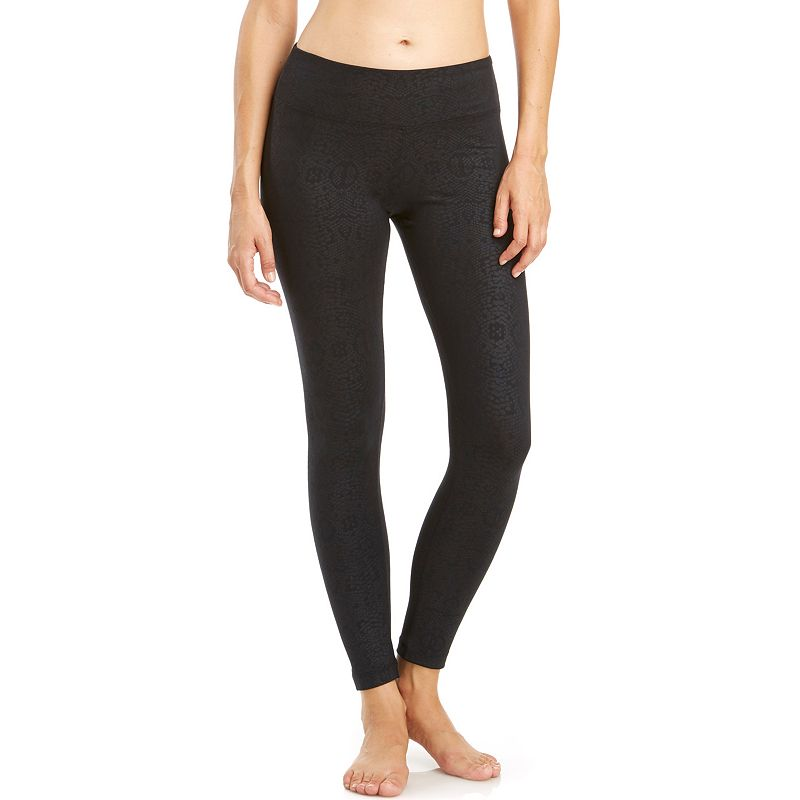 Women's Balance Collection Embossed Workout Leggings