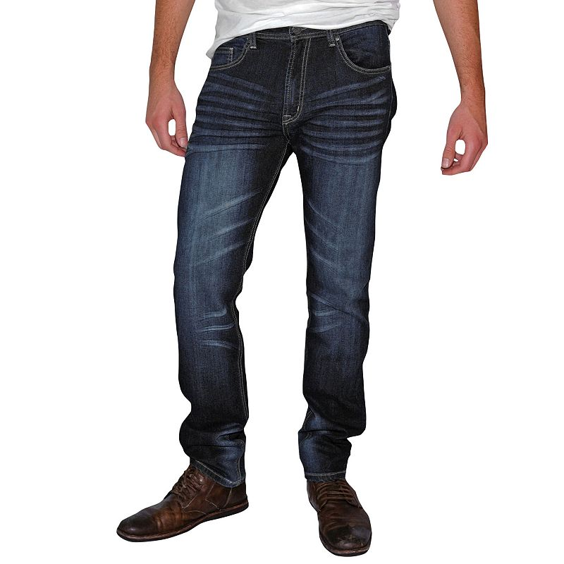 Men's Earl Jean Slim-Fit Super-Stretch Denim Jeans