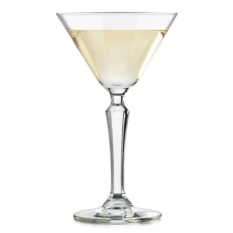 Libbey Capone 4-pc. Martini Glass Set