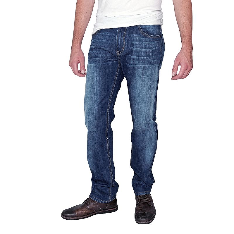 Men's Earl Jean Straight-Fit Stretch Denim Jeans