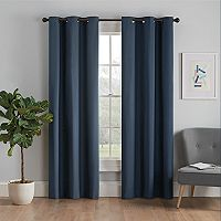 eclipse Microfiber Thermaback Blackout Curtain